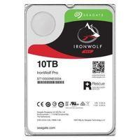 Dysk twardy Seagate IronWolf 3.5'' HDD 10TB 7200RPM SATA 6Gb/s 256MB   ST10000VN0004
