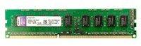 Pamięć RAM 1x 4GB Kingston ECC UNBUFFERED DDR3  1333MHz PC3-10600 UDIMM   9965525-008.A00LF
