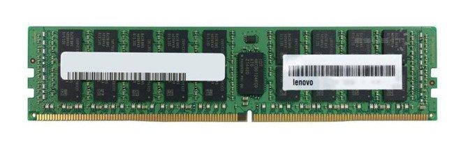 Pamięć RAM 1x 16GB Lenovo ThinkServer & System X DDR4 2Rx4 2400MHz ECC REGISTERED DIMM | 46W0829
